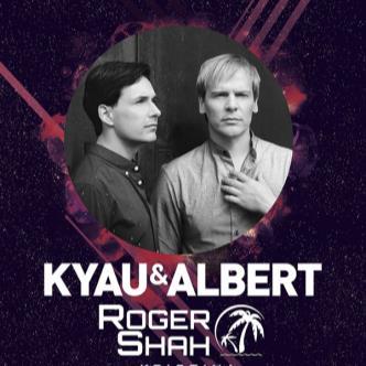 Kyau & Albert, Roger Shah, Kristina Sky-img