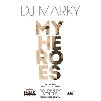 DJ Marky :: Smash Sessions-img