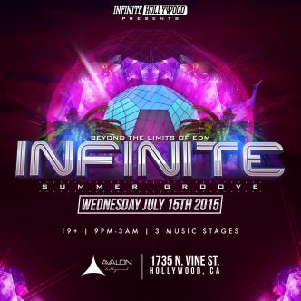 INFINITE Summer Groove @ AVALON HOLLYWOOD 19+-img