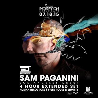 Inception ft. Sam Paganini (4hr Extended Set)-img