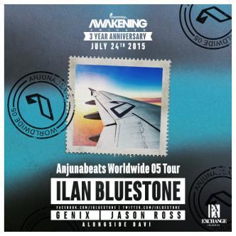 Awakening ft. Ilan Bluestone, Genix, Jason Ross & DAVI-img