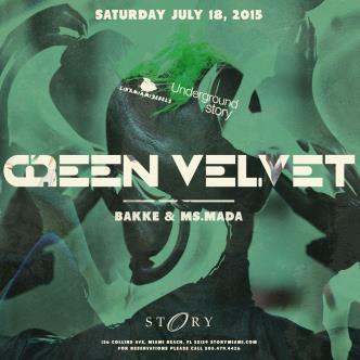 Green Velvet #UndergroundStory-img