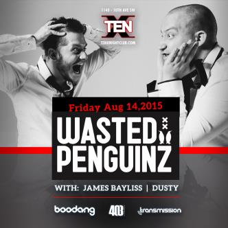 Wasted Penguinz - YYC-img