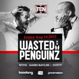 Wasted Penguinz - YYC-img