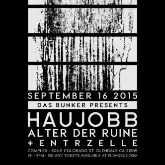 Haujobb: Main Image