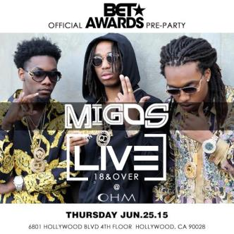 Migos BET Weekend at OHM 18+-img