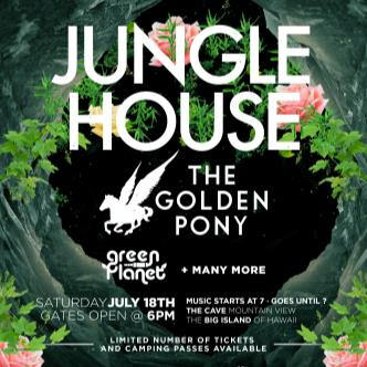 JUNGLE HOUSE - The Golden Pony Edition-img
