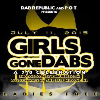 SmokeHouse Sundays: GIRLS GONE DABS-img