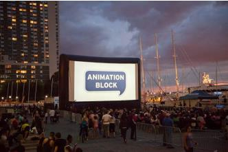 Animation Block Party 2015: Main Image