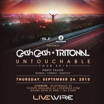 Tritonal and Cash Cash-img