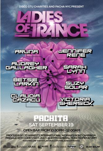 The Ladies of Trance: Main Image