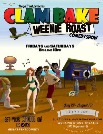 Clam Bake Weenie Roast: Main Image
