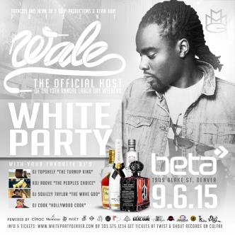 3DEEP BETA WHITE PARTY 2015 Hosted by Hip Hop Star WALE-img