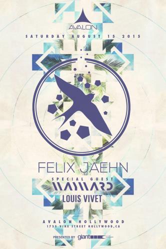 Felix Jaehn, Wayward: Main Image