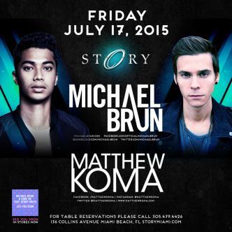 Michael Brun + Matthew Koma STORY-img