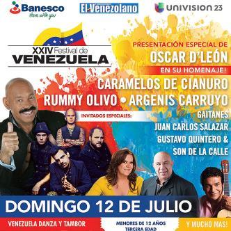 XXIV FESTIVAL DE VENEZUELA-img
