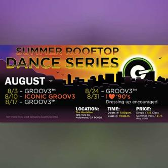 GROOV3 -- Hip Hop Dance Class-img