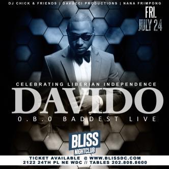DAVIDO AT BLISS-img