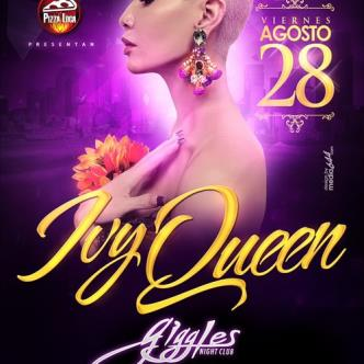 Ivy Queen en Giggles Nightclub-img