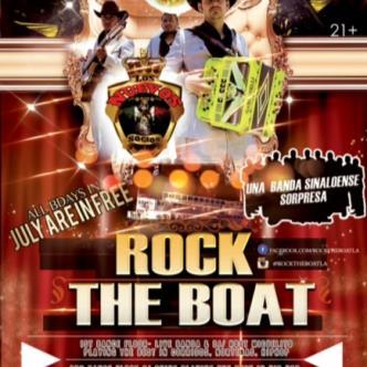 UNA NOCHE DE NORTEÑO Y BANDA @ ROCK THE BOAT!-img