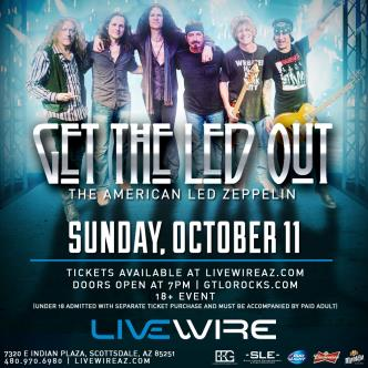 Get The Led Out: Main Image