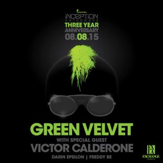 Inception 3yr Anniv ft. Green Velvet & Victor Calderone-img