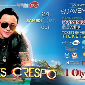Elvis Crespo Live!