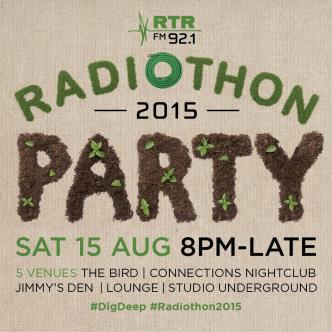 Radiothon Party 2015: Main Image