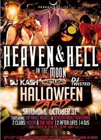 Heaven & Hell Halloween