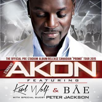 Akon live in Nanaimo