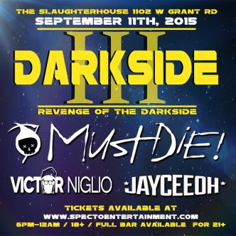 DARKSIDE III: REVENGE OF THE DARKSIDE: Main Image