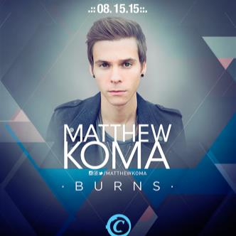 MATTHEW KOMA W/ BURNS-img