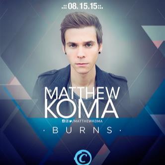 MATTHEW KOMA W/ BURNS-img