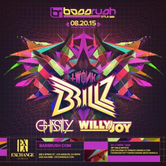 Bassrush presents Brillz, Ghastly & Willy Joy-img