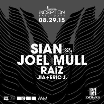 Inception ft. Sian, Joel Mull and Raiz-img