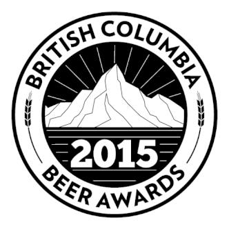 BC Beer Awards 2015