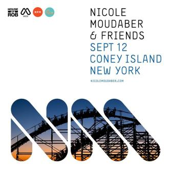 NICOLE MOUDABER & FRIENDS @ CONEY ISLAND-img
