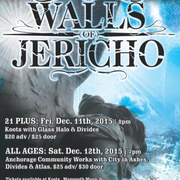 Walls of Jericho (21+)-img