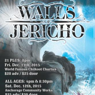 Walls of Jericho (All Ages #1)-img