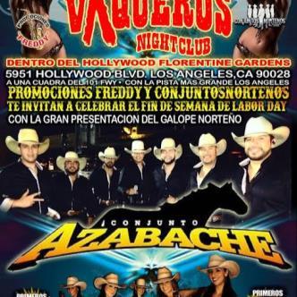CONJUNTO AZABACHE/LAS LLUVIAS NORTE @ VAQUEROS-img