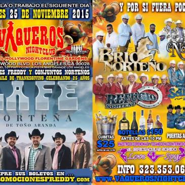 LA FE NORTENA @ VAQUEROS NIGHT CLUB DE HOLLYWOOD-img