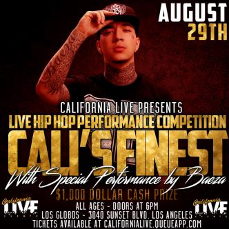 Cali's Finest Competition-img