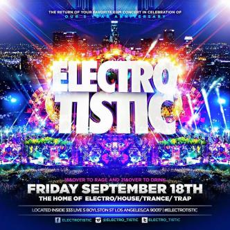Electrotistic 18+ (5 year Anniversary)-img