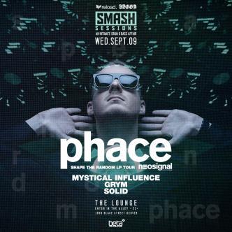 Phace :: Smash Sessions: Main Image