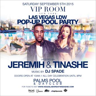 Labor Day Weekend at Palms Pool with Jeremih and Tinashe-img