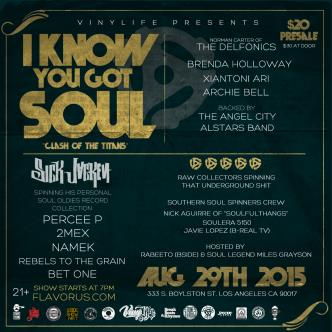 SONS OF SOUL RECORDS 10 YEAR ANNIVERSARY-img