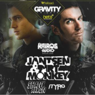 Kairos Audio Showcase feat. Jantsen & Dirt Monkey-img