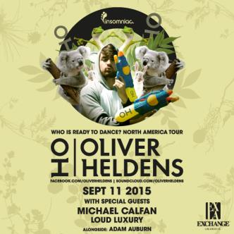 Oliver Heldens with Michael Calfan & Loud Luxury-img