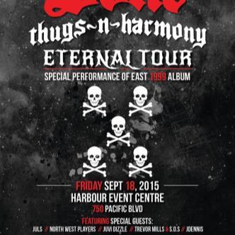Bone Thugs N Harmony - VANCOUVER