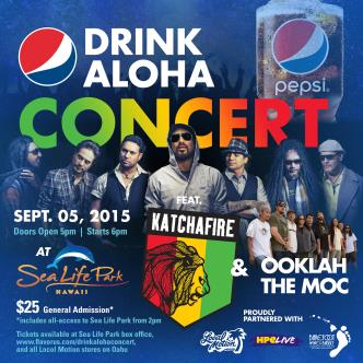 Drink Aloha Concert Feat. Katchafire & Ooklah The MOC-img